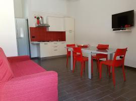 T&T Scopello Appartamento Rosso
