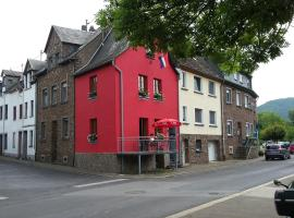 """Vakantiehuis """"het rode huis"""", Treis-Karden (Pommern yakınında)"""