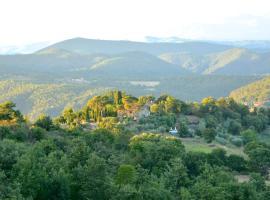 Relais Il Pozzeto, Anghiari (Toppole yakınında)