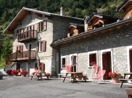 Villaggio Gerbore, Saint Nicolas