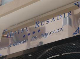 Hotel Rusadir, Melilla