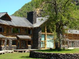 Rocanegra Mountain Lodge & Spa, Las Trancas