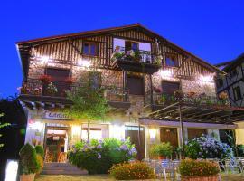 Hostal San Blas, Ла-Альберка (рядом с городом Лас-Местас)