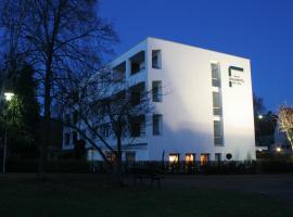 Waldhotel Bad Soden, Bad Soden am Taunus (Schwalbach am Taunus yakınında)