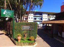 Alpes Hotel, Venda Nova do Imigrante (Guandu yakınında)