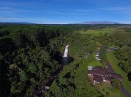 The Inn at Kulaniapia Falls, Hilo
