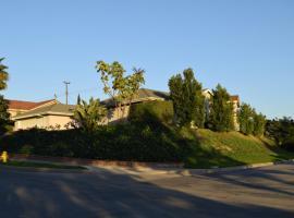 CandeX5, Fullerton (in de buurt van La Mirada)