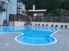 Hotel Scaranò, Levico Terme (Novaledo yakınında)