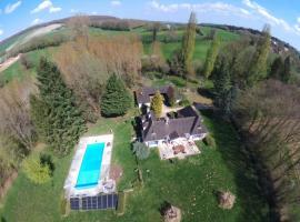 Villa Sancerre, Jars (рядом с городом Sens-Beaujeu)