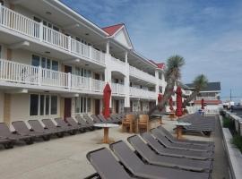 Desert Sand Motel, Avalon (in de buurt van Stone Harbor)