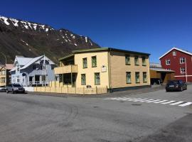 Isafjordur Hostel, Ísafjörður