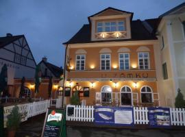 Penzion a restaurace U Zámku, Bečov nad Teplou