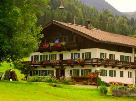 Urlaubsparadies Lindaublick, Fieberbrunn