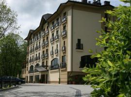 Hotel Elbrus Spa & Wellness, Szczyrk