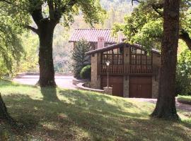 Casa Can Boix, Vall de Bianya (рядом с городом La Vall de Bianya)