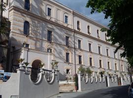 Palazzo Moraschi Subiaco, Subiaco