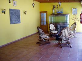 Hospedaje El Marinero, Isla