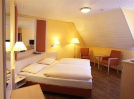 Hotel Ritter, Büchenau (Forst yakınında)