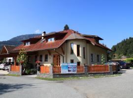 Appartementhaus Sabine, Kötschach (Gentschach yakınında)