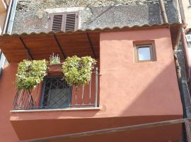 La Tana Cerdomare, Poggio Moiano (Scandriglia yakınında)