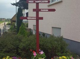 Haus Hopfgarten, Hopfgarten (Groß Felda yakınında)