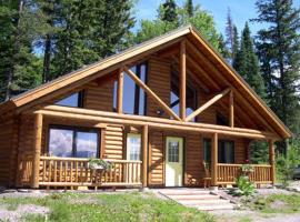 Birch Meadows Lodge B&B, Fernie (Flagstone yakınında)