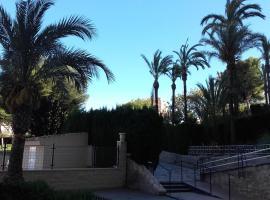 Loft Playa San Juan, Alicante (La Condomina yakınında)