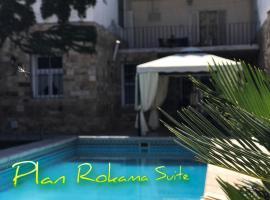 Plan Rokama Suite 586