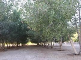 Creo Equestrian and Country Club, Barka