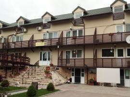 Motel La Popescu, Feteşti