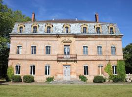 Chateau Jac, Le Fousseret (рядом с городом Marignac-Lasclares)
