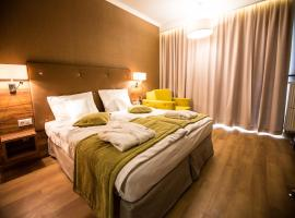 Mineral Hotel Malinowy Raj