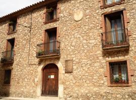 La casa del Mas d'en Toni, Farena (рядом с городом Rojals)