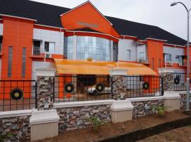 Aenon Suites Oshogbo, Oshogbo (рядом с регионом Ilesha West)