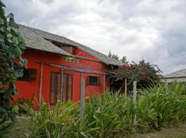 Angatu, Bôca do Rio