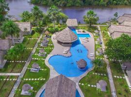 Irapay Amazon Lodge, Падре-Коча