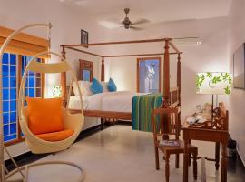 Villa Krish, Pondicherry