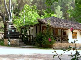 Camping Rural Llanos de Arance, Coto Rios (Nava del Rico yakınında)