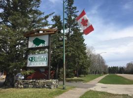 Big Buffalo Resort, Falcon Lake (West Hawk Lake yakınında)