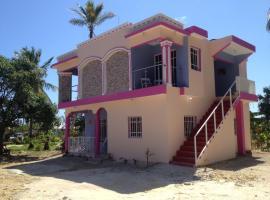 Hotel Villa Lora, Punta Cana (El Macao yakınında)