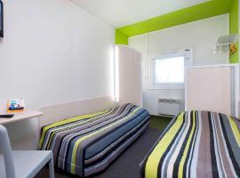 hotelF1 Chambéry Nord, Шамбери (рядом с городом Saint-Sulpice)