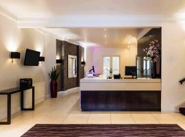 Mercure Aberdeen Caledonian Hotel