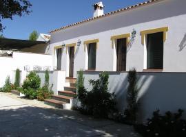 Alojamiento Rural El Chaparral, Setenil (Alcalá del Valle yakınında)