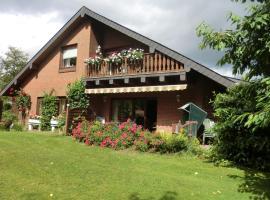 Ferienwohnung am Sophienberg, Wensin (Travenhorst yakınında)