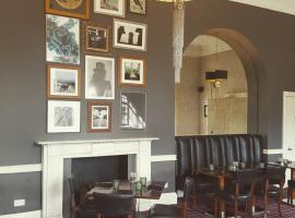 Barton Hall Hotel, Kettering