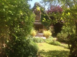 Au Fond du Jardin Maison d'hôtes, Saint-Saëns (рядом с городом Grigneuseville)