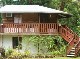 Havan's Ecotourist Retreat, The Channon (Nimbin yakınında)