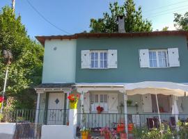 Eva's House Mouresi