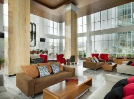 Hariston Hotel&Suites, Pluit - Jakarta, Джакарта (рядом с городом Muarakarang)