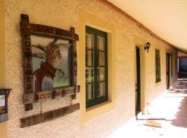 Goat Square Cottages